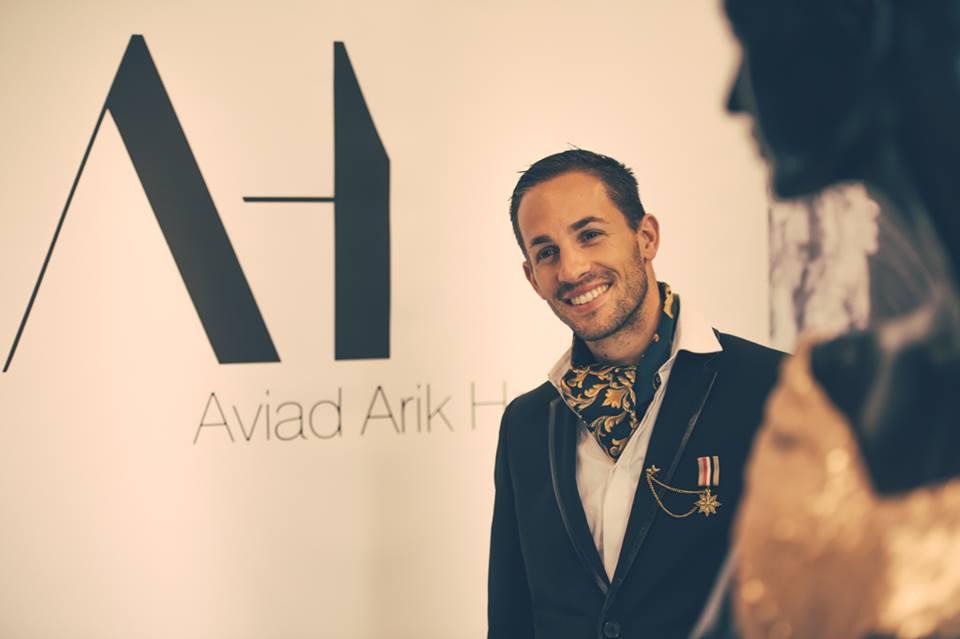 Aviad Arik Herman - Photo by Avi Ericsson